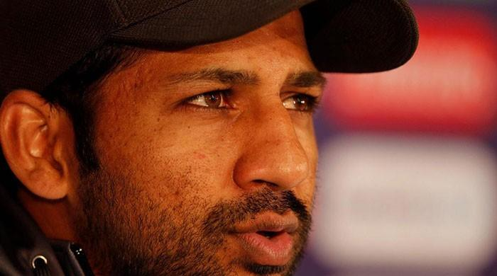 Sarfaraz Ahmed explains why he did not respond to his harasser