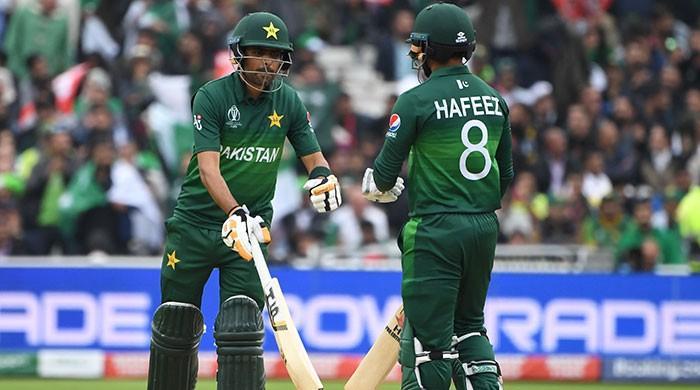 Babar Azam second fastest to 3,000 ODI runs