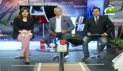 Sports Floor Special - 01 PM - 01 July 2019 | GEO SUPER