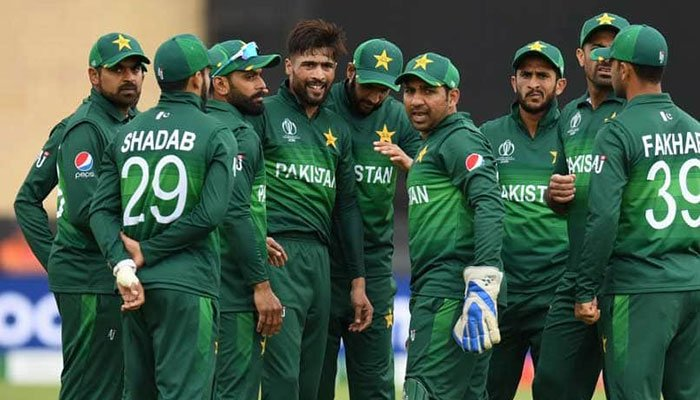 Pakistan officially crash out of World Cup 2019