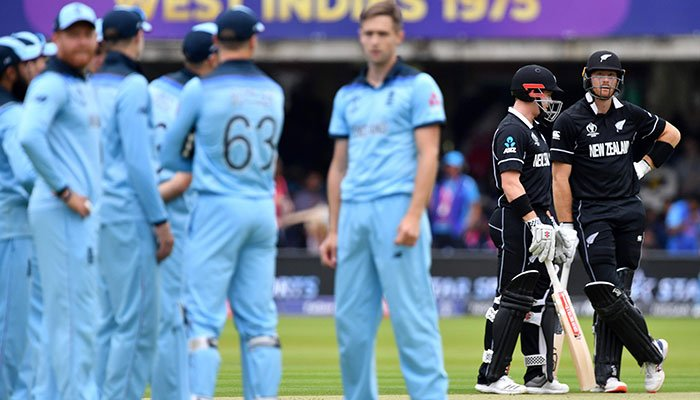 In Pictures: England vs New Zealand World Cup Final