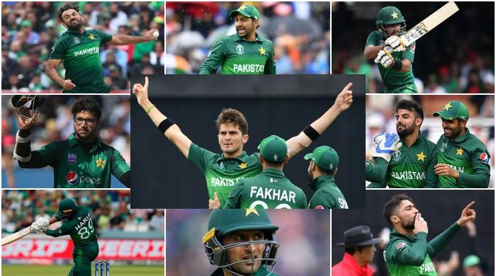 Report Card: Grading Pakistan players' World Cup performance