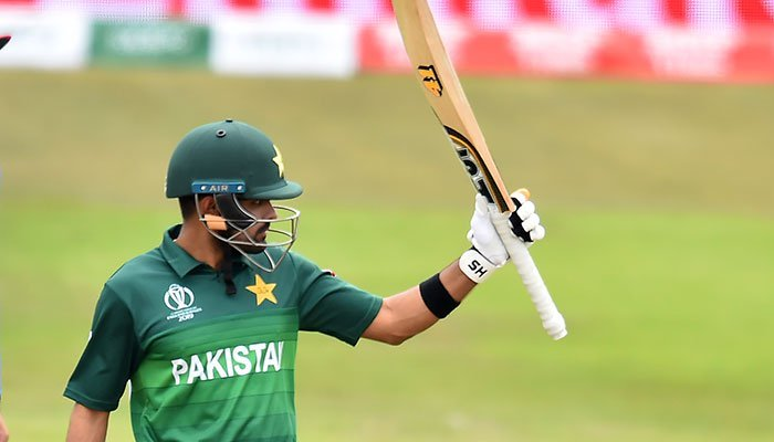 Babar Azam receives special 'West Country welcome' ahead of