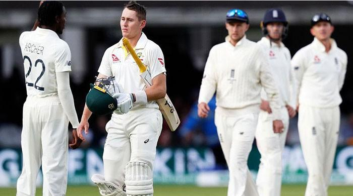 Labuschagne rides emotional rollercoaster as Ashes super sub