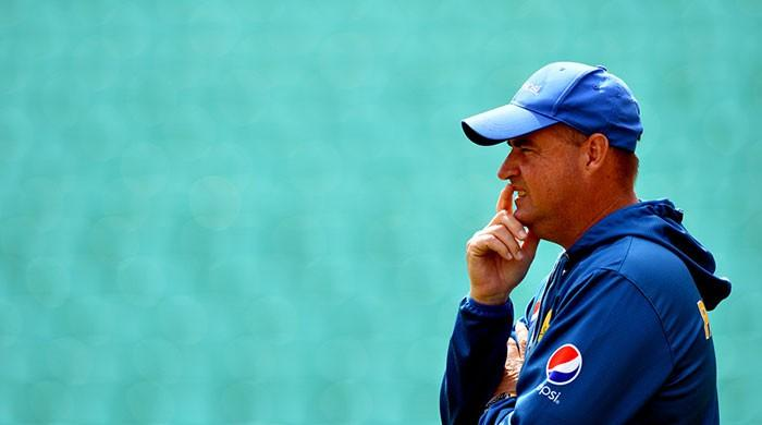 Mickey Arthur was in tears when removed as Pakistan head coach