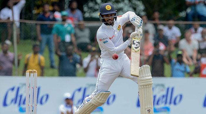 Sri Lankan bowlers dent New Zealand reply