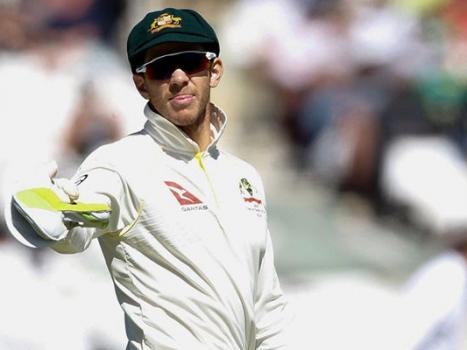 Skipper Paine bears brunt of Aussie Ashes frustrations