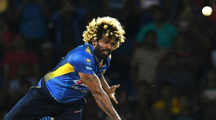 Malinga takes 4 wickets in 4 balls against New Zealand