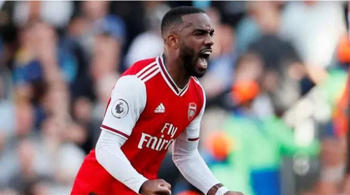 Arsenal´s Lacazette ruled out until October