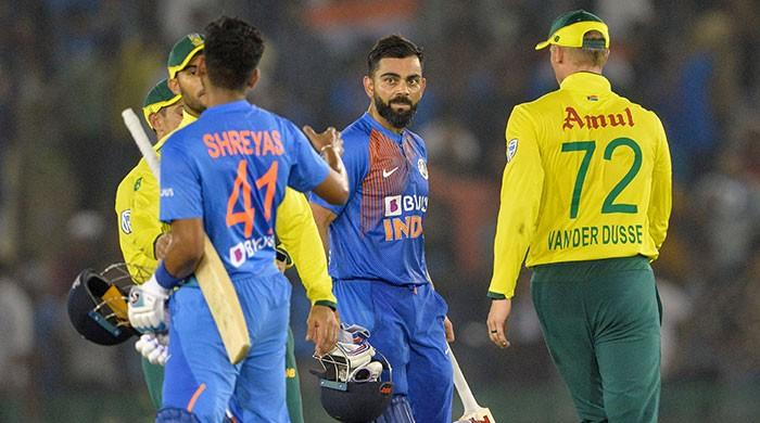 Kohli, bowlers star in India´s T20 win over S. Africa