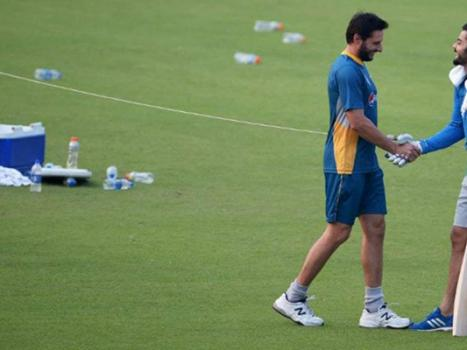 Afridi congratulates 'great player' Kohli for rejoining 50-50-50 club