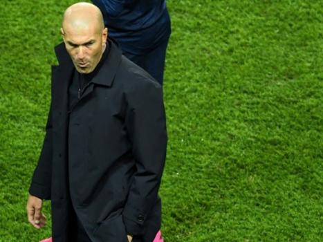 Zidane found wanting as Madrid are ran ragged in Paris