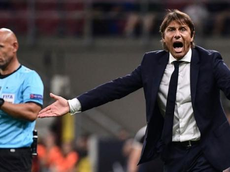 ´Jackass´ Conte´s Inter ready to kick back against AC Milan