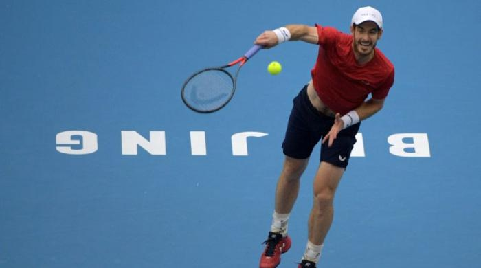 Murray heartened by progress despite quarter-final loss