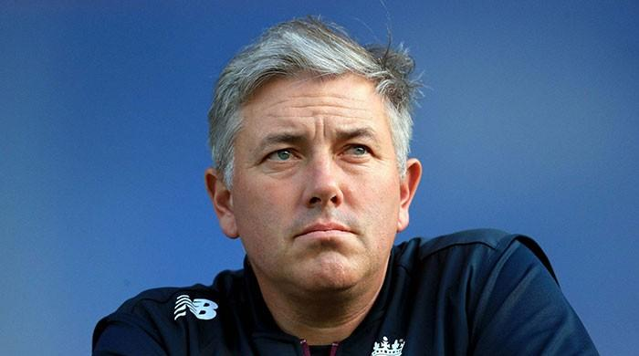 Chris Silverwood replaces Trevor Bayliss as England's new head coach