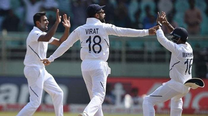 Shami, Jadeja's nine wickets outplays South Africa in first Test