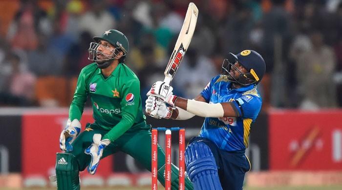 Sri Lanka post 182-6 in second T20 against Pakistan