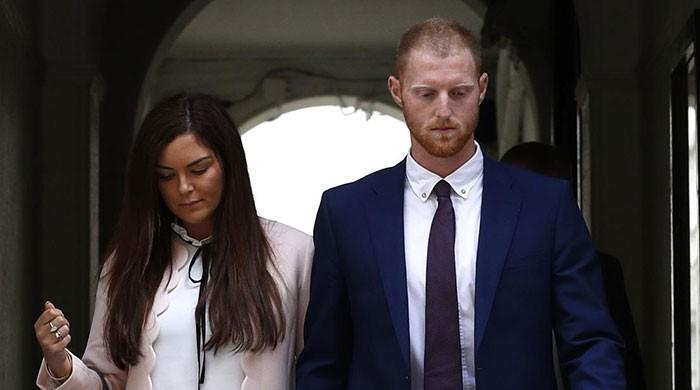 Ben Stokes' wife dismisses 'unbelievable ' claims over squabble with husband