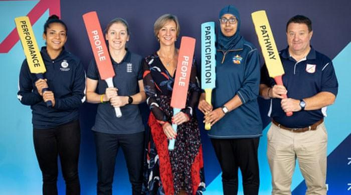 Women's cricket to soar after launch of England's action plan
