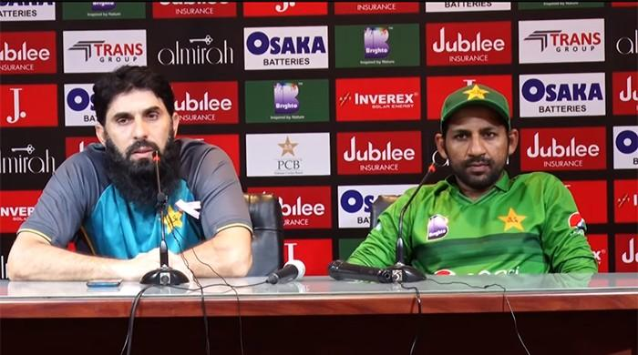 Whitewash an eye-opener for us as well as critics: Misbah-ul-Haq