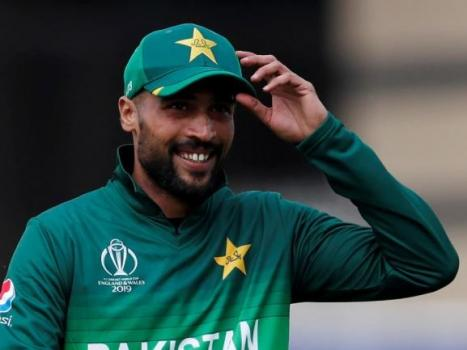 Mohammad Amir named as most expensive Pakistani player in 'The Hundred' players' draft