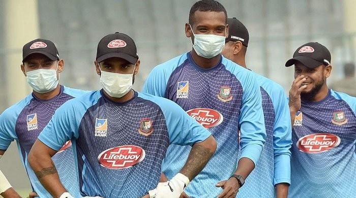 Indian pollution gives Bangladeshi cricketers 'scratchy eyes, sore throats'