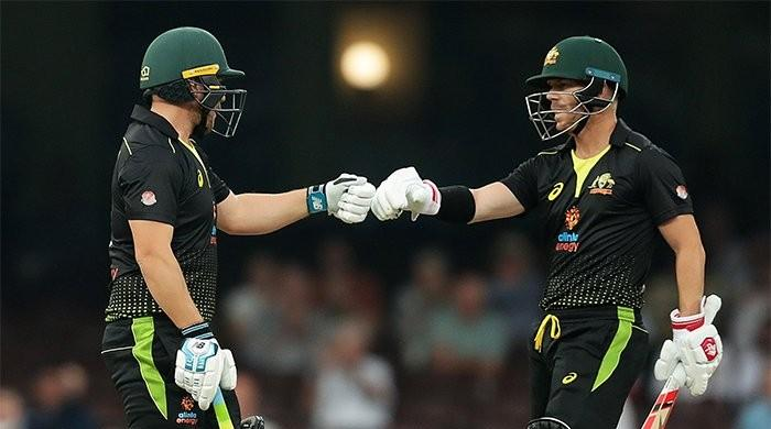 Aaron Finch's men inflict 10-wicket defeat on Babar Azam's boys
