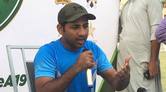 In first media interaction since sacking, Sarfaraz refuses to blame anyone