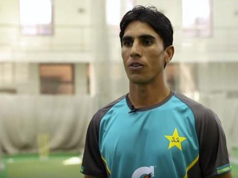 The journey of karak's teenage fast bowler Akif Javed