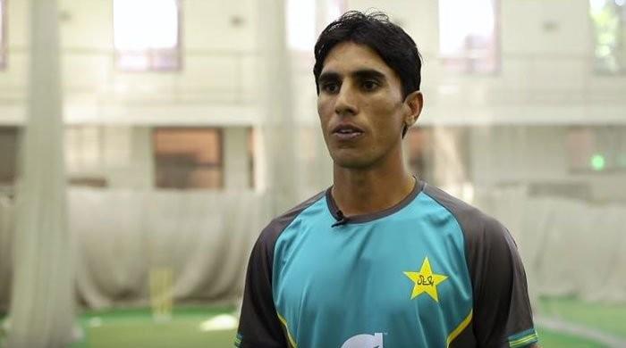 The journey of karak's teenage fast bowler Akif Javed