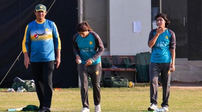 Aaliya and Diana eager to be known as best pacers in women's cricket