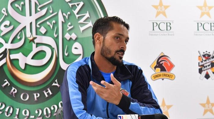 Anwar Ali says he wants to get national team selectors' attention through PSL performance