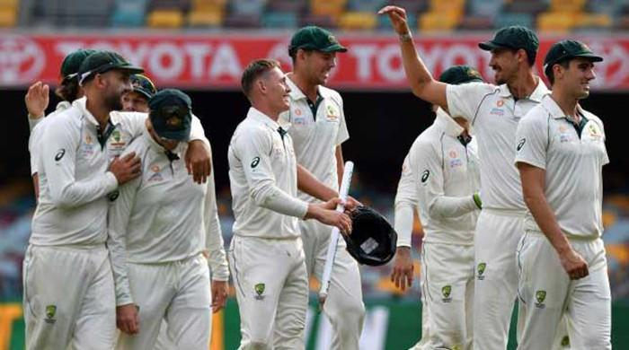 Australia unchanged, drop concussion sub for day-night Pakistan Test