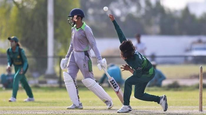 Fatima Sana narrates her journey from Nazimabad street cricket to national team