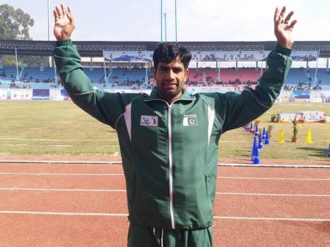 Arshad Nadeem breaks Neeraj Chopra's SAG record with 86.29m javelin throw