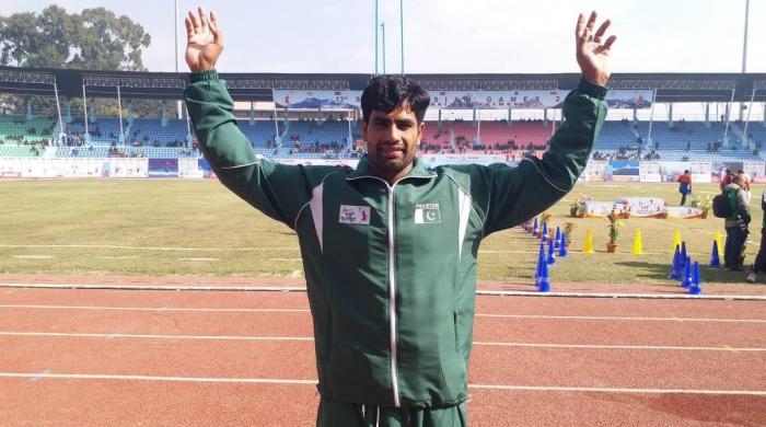 Arshad Nadeem breaks Neeraj Chopra's SAG record with 86.29m javelin throw
