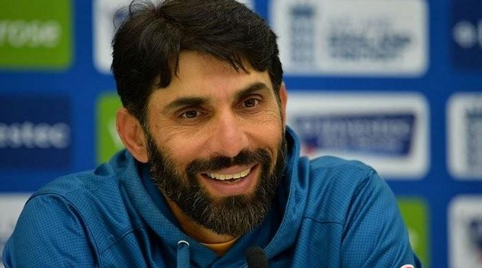Pakistan's new fitness standards set by keeping top 4 model in mind: Misbah