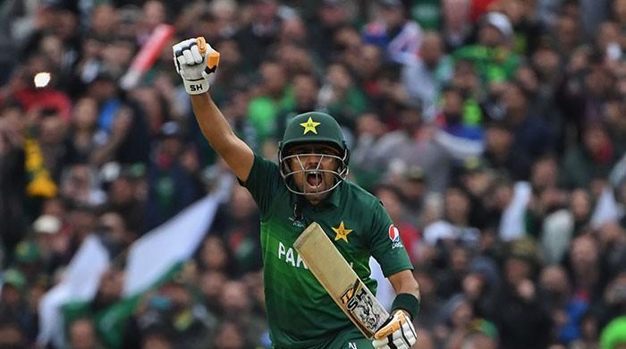 Babar Azam named in ICC 2019 ODI Team of the Year