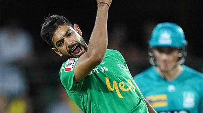 Haris Rauf pays homage to Lahore Qalandars after 'dream-come-true' Pakistan call-up