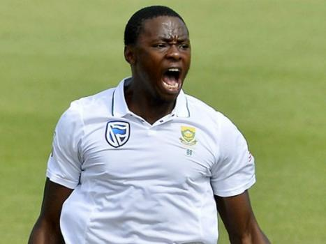 South Africa's Rabada to miss final Test following breach of code