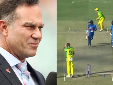 Kohli's 'double offence' sees Australia's Michael Slater in shock