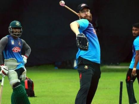 Bangladesh's five coaching staff members opt out of Pakistan tour