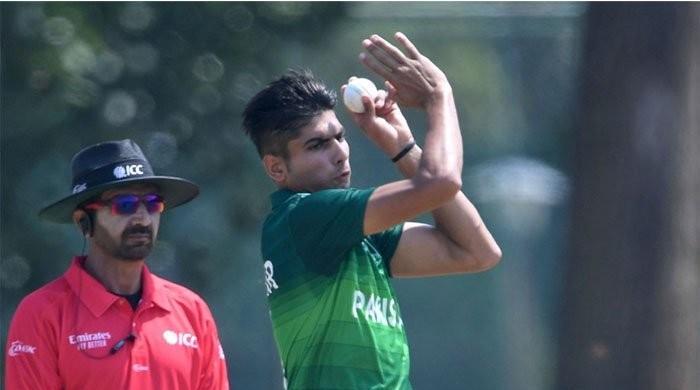 Meet Tahir Hussain — fast bowling hotbed Vehari's latest product