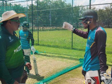 WATCH: U-19 cricket team train ahead of next clash
