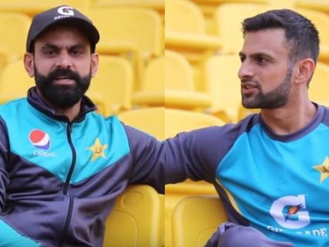 Hafeez, Malik open up on 'comeback', future generation cricketers
