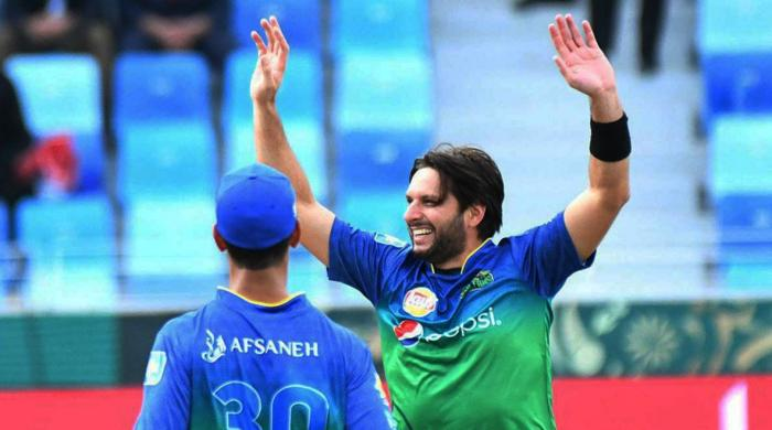 PSL 2020: Shahid Afridi extends support to Shan Masood