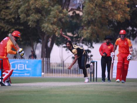 PSL 5: Islamabad United hand Peshawar Zalmi 56-run defeat in warm-up match