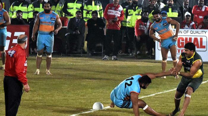 Kabaddi World Cup: Harpreet Singh says his team didn't represent India in Pakistan