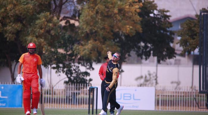 PSL 5: Islamabad United vs Peshawar Zalmi practice match in pictures