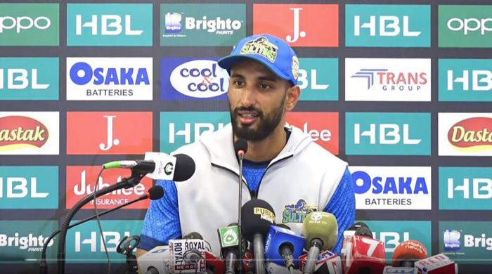 Shan Masood defends Multan Sultans' decision to make him captain